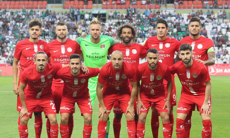 Antalyaspor istatistiklerde öne çıkıyor