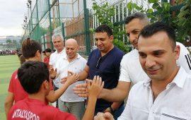 Ali Şafak Öztürk: Gençlere önem veriyoruz