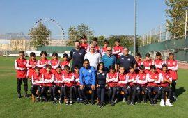 Antalyaspor U12 Takımı Litvanya'da