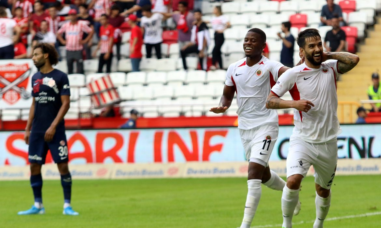 Antalyaspor yıllar sonra evinde 6 fark yedi