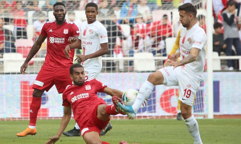 Sivasspor 2 – 1 Antalyaspor