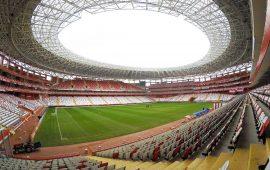 Antalya Stadyumu'nda bazı koltuklar kaldırılıyor