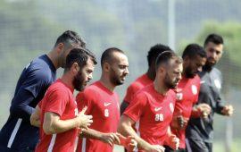 Antalyaspor'da 4 gün izin