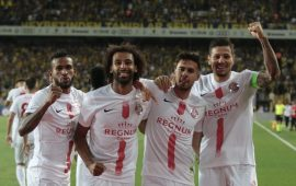 Fenerbahçe 0 – 1 Antalyaspor