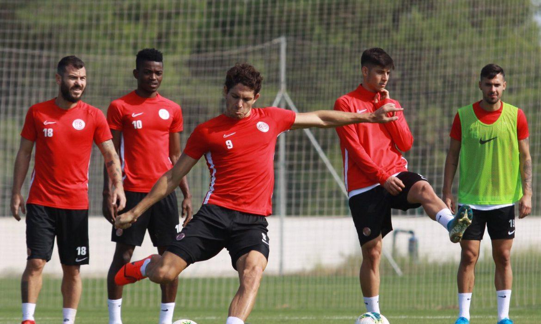 Sivasspor maçının kadrosu belli oldu