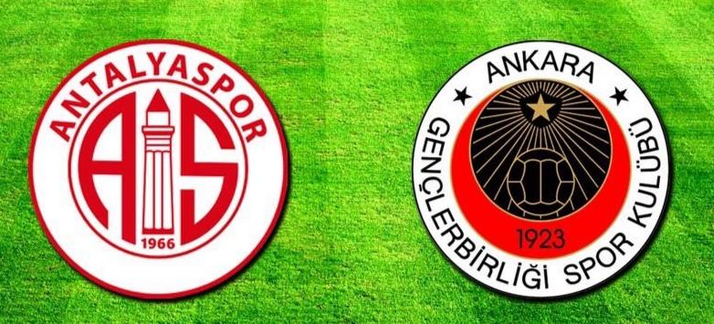 CANLI | Antalyaspor – Gençlerbirliği