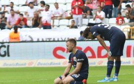 Antalyaspor 0 – 6 Gençlerbirliği