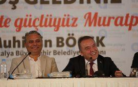 Ant Su gelirleri Antalyaspor'a…