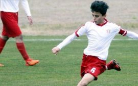 Antalyaspor'un iki gencine milli davet