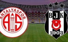 CANLI | FTA Antalyaspor – Beşiktaş