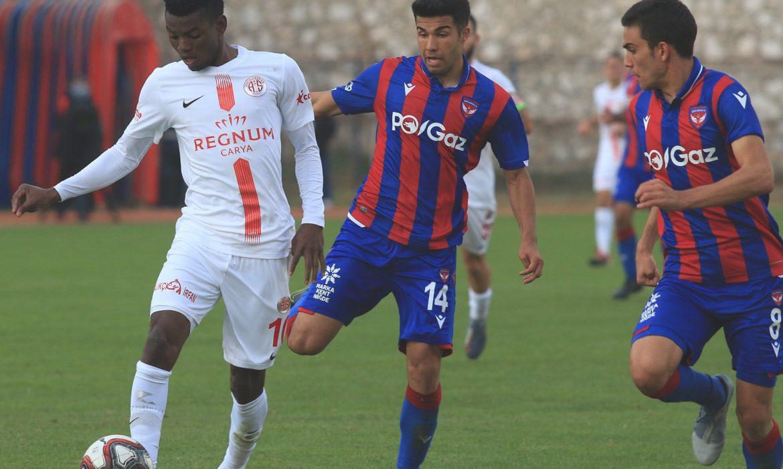 Gelson Dala: Antalyaspor'da mutluyum