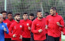 Gaziantep FK maçının kadrosu belli oldu