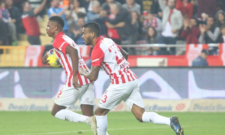 En kaçıran Antalyaspor
