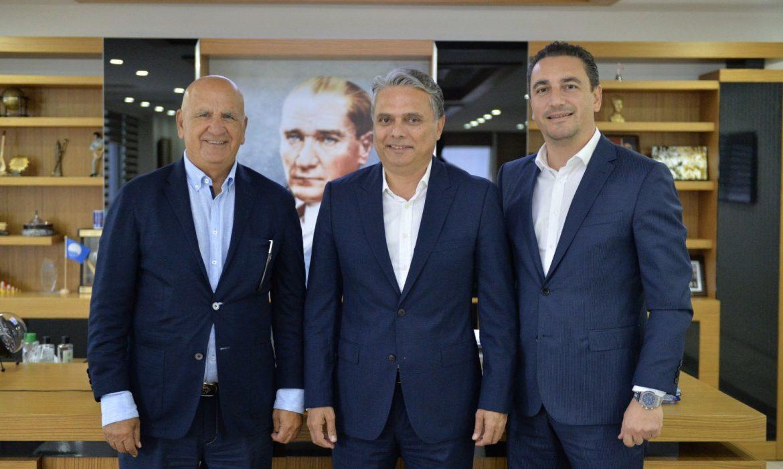 Başkanlardan Antalyaspor'a destek sözü
