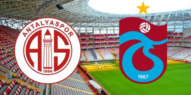 CANLI | Antalyaspor – Trabzonspor