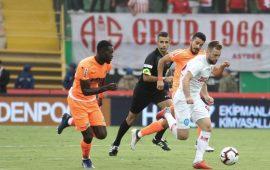 Süper Lig'de 7. kez Antalya derbisi heyecanı yaşanacak