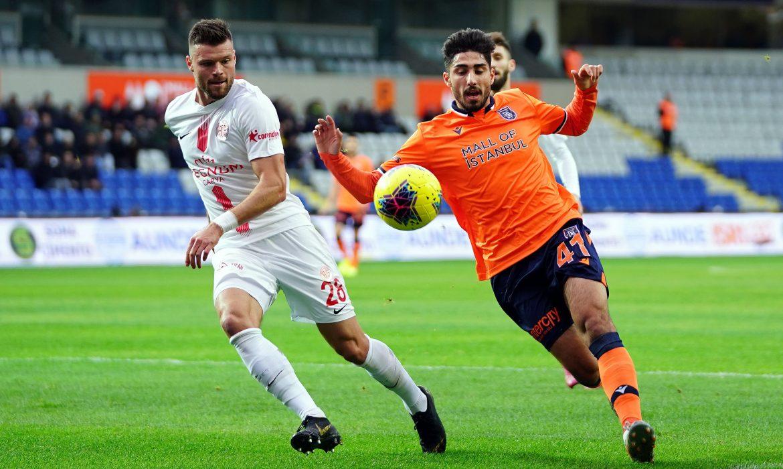 Başakşehir 2 – 0 Antalyaspor
