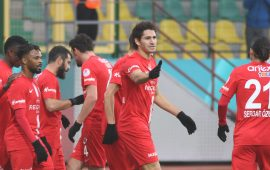 Eyüpspor 0 – 3 Antalyaspor