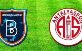 CANLI | Başakşehir – Antalyaspor