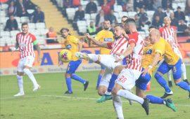 Antalyaspor 2 – 2 Ankaragücü