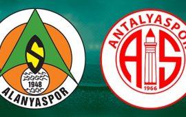 CANLI | Alanyaspor – FTA Antalyaspor