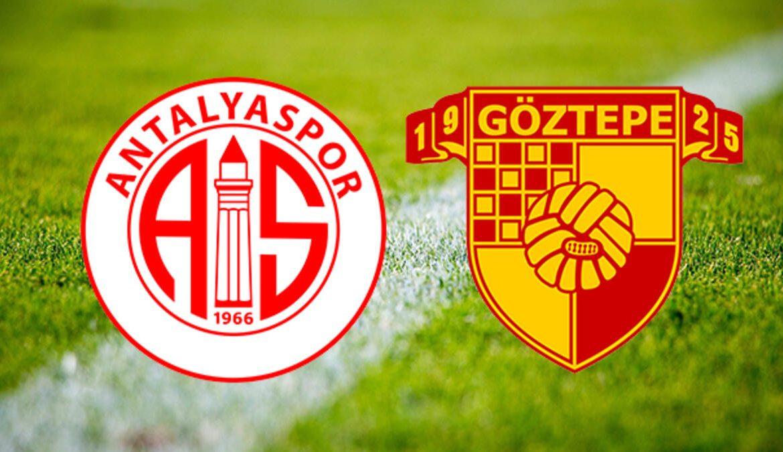 CANLI | FTA Antalyaspor – Göztepe