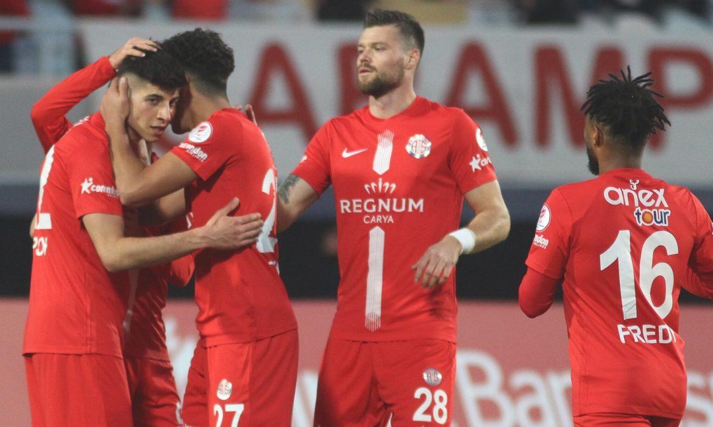 Antalyaspor 4 – 3 Göztepe