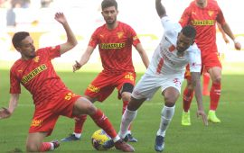 Antalyaspor 0 – 3 Göztepe