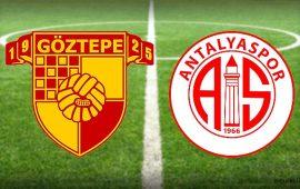 CANLI | Göztepe – FTA Antalyaspor