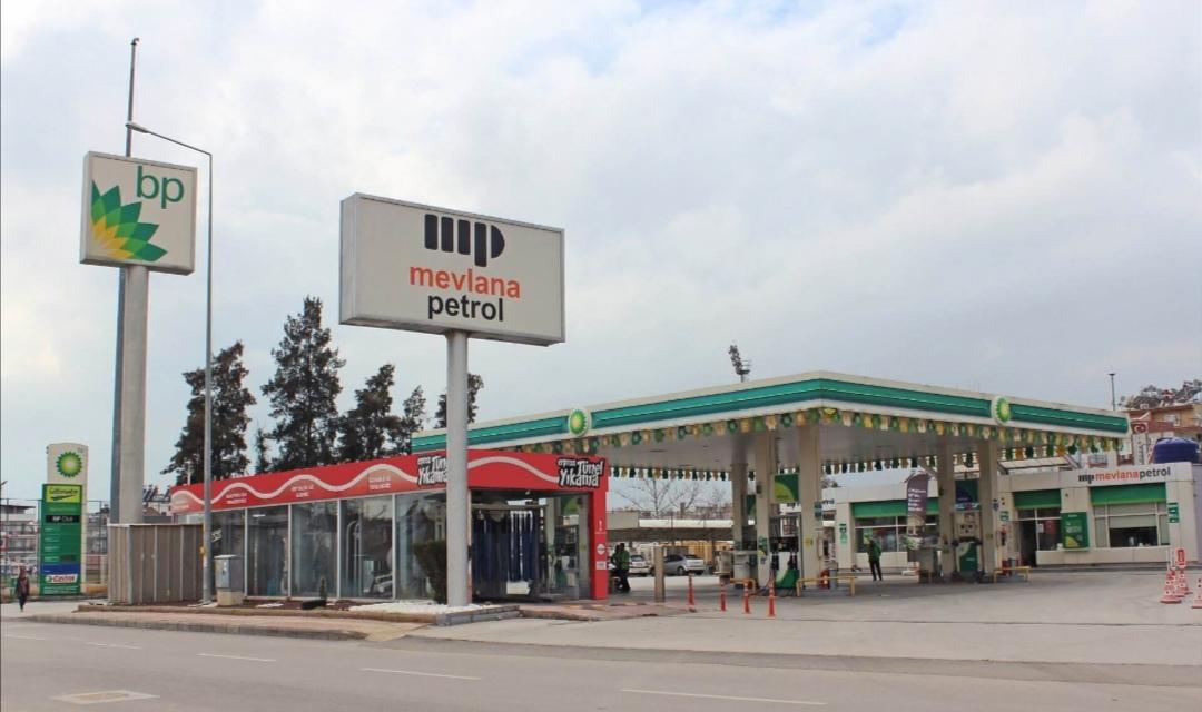 Mevlana Petrol'ün reklam yüzü Oda Başkanı oldu