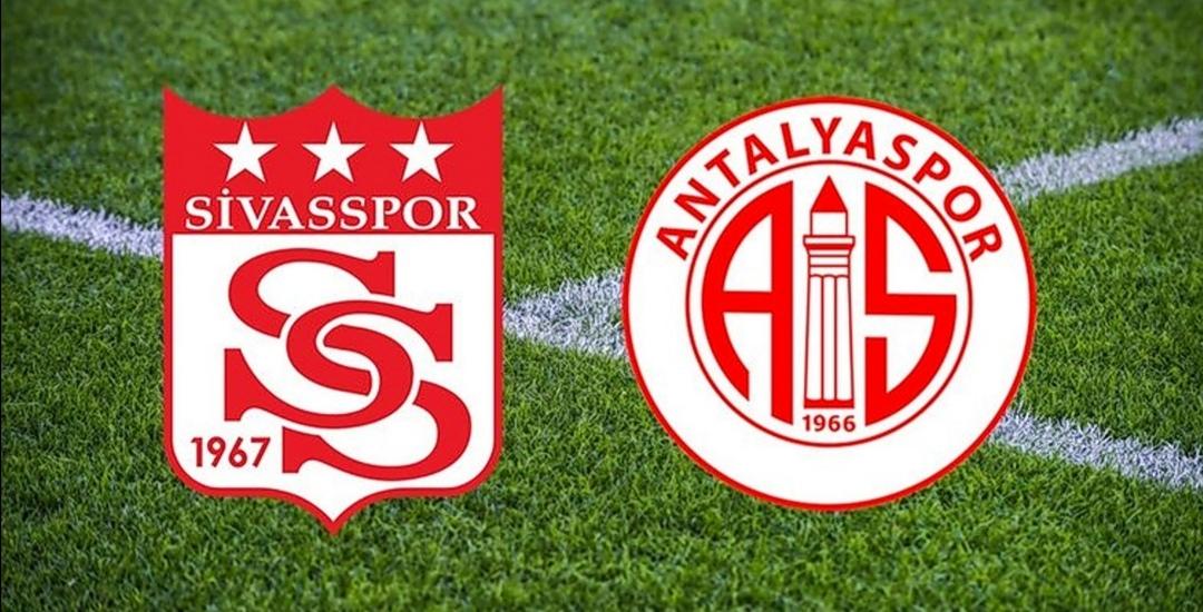 CANLI | Sivasspor – Antalyaspor
