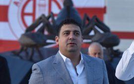 Ali Şafak Öztürk'ten Nazım Sangare açıklaması