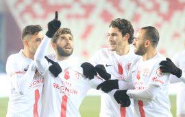 Sivasspor 1 – 1 Antalyaspor