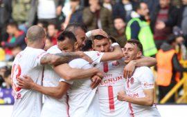 Antalyaspor'un gözü rekorda