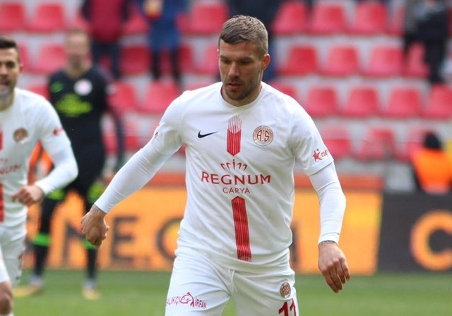 Podolski o listede yer aldı