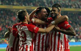 Antalyaspor puan farkıyla en iyi serisini yakaladı