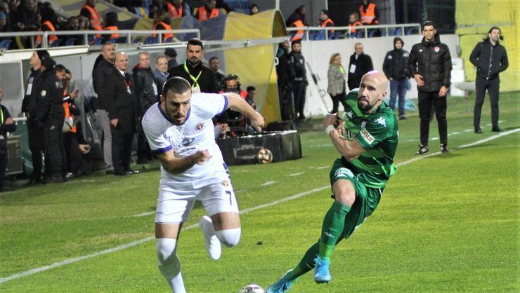 Antalyaspor, Mustafa Çeçenoğlu'nu takip ediyor