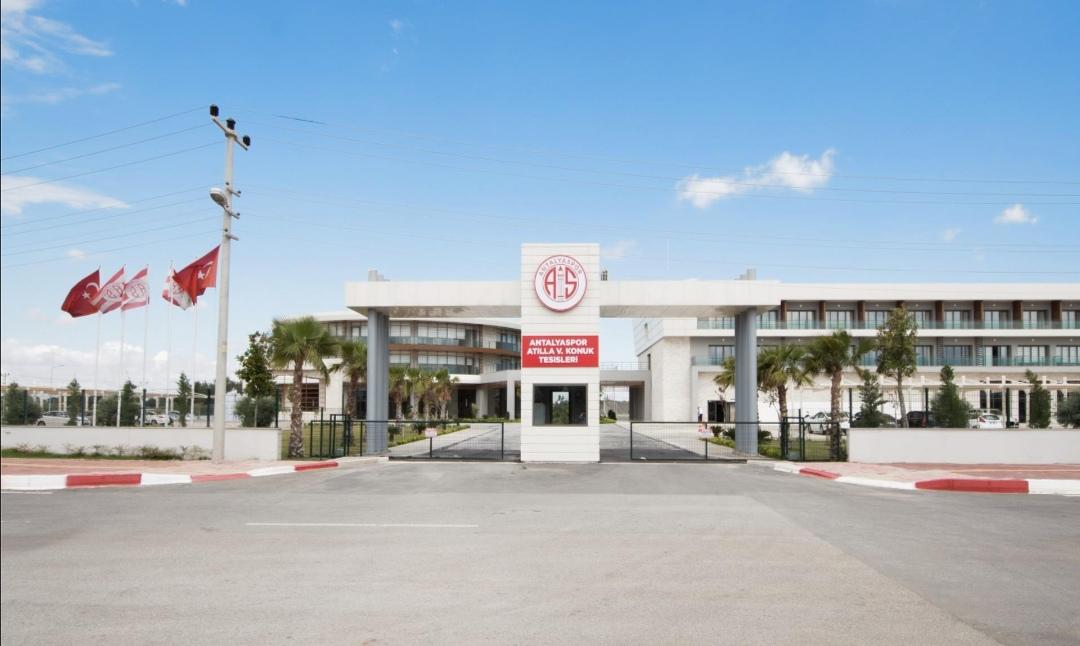 Antalyaspor'da personel de izne çıktı