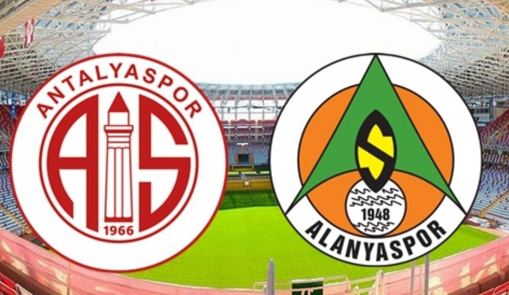 CANLI | FTA Antalyaspor – Alanyaspor