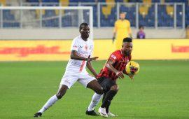 Antalyaspor'dan Salih ve N'Dinga için veda mesajı
