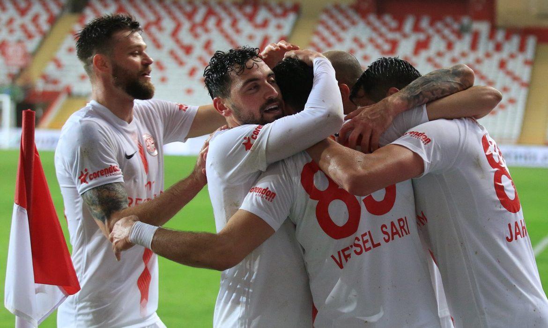 Real Madrid'den sonra Antalyaspor…