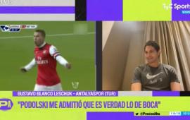 Gustavo: Podolski Boca Juniors'a sıcak bakıyor