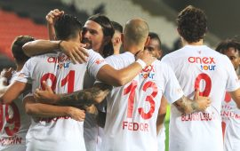 Şampiyonluk Antalya'dan geçiyor