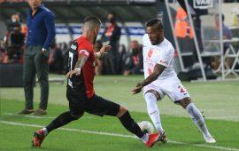 Gaziantep FK 1 -1 FTA Antalyaspor