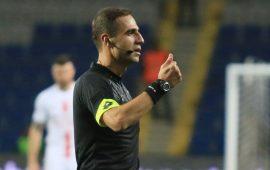 Gaziantep FK maçının hakemi belli oldu