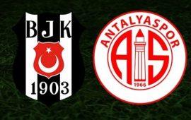 CANLI | Beşiktaş – FTA Antalyaspor