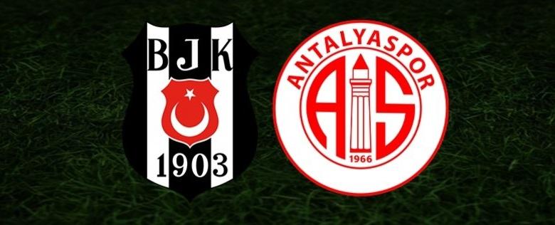 CANLI   Beşiktaş – FTA Antalyaspor
