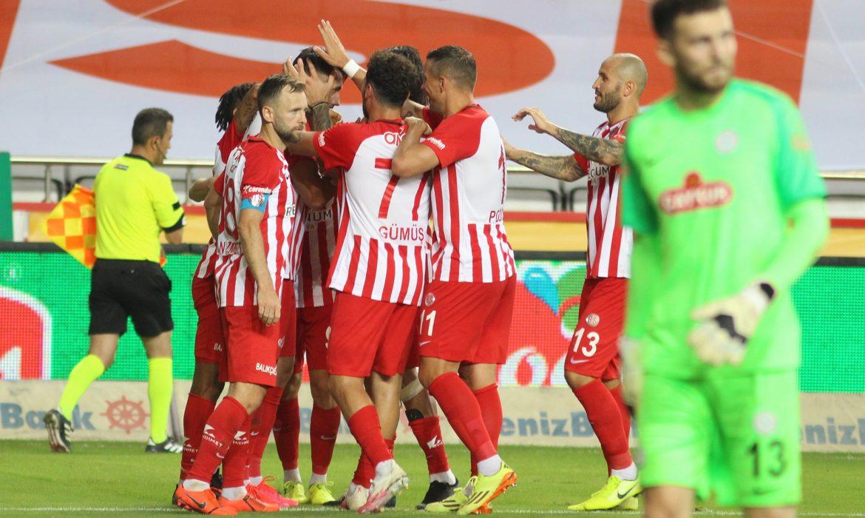 Antalyaspor seri başı!