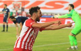 Antalyaspor, Sinan Gümüş'ün bonservisini istiyor