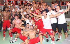 2020'ye Antalyaspor damga vurdu